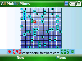 All Mobile Mines - The Classic Minesweeper Game On Your Mobile Device