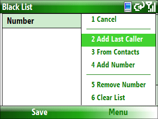 Smartphone Call Firewall v1.4 freeware