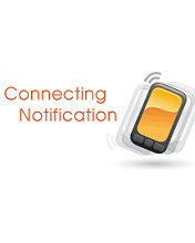 Smartphone Connecting Notifier v1.0