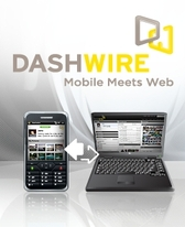 Smartphone DashWire freeware