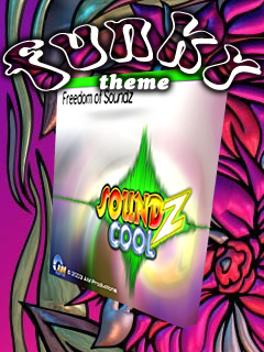 Smartphone Funky Sound Themepack for Soundz Cool 1.0