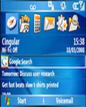 Smartphone Google Search freeware