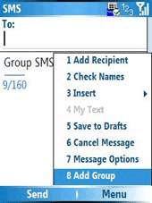 groupsms windows mobile smartphone - Group SMS - Free Group SMS Sending Application For