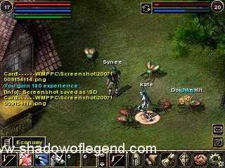 Smartphone Shadow of Legend v0.3.0.0
