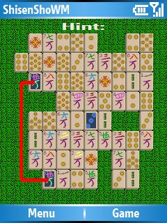 Smartphone Shisen-Sho game for smartphone freeware