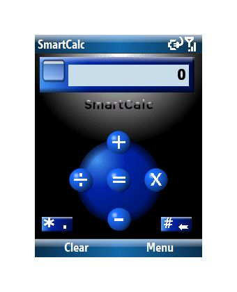 Enhance your Windows Mobile 6 Standard Smartphone with SmartCalc