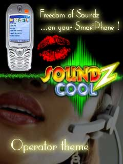 Smartphone VOICES-Themepack for Soundz Cool 1.0