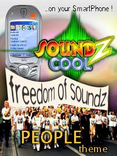 Smartphone Soundz Cool (SmartPhone) Themepack (People Sounds) freeware
