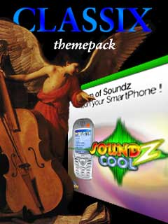 Smartphone Soundz Cool SmartPhone Themepack (Classic Sounds)